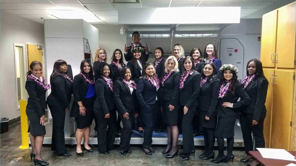 International-Air-and-Hospitality-Academy-Vancouver-WA-Students